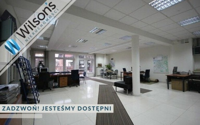 Office, Cabinet, Service Premises 290 m2 with a Garden