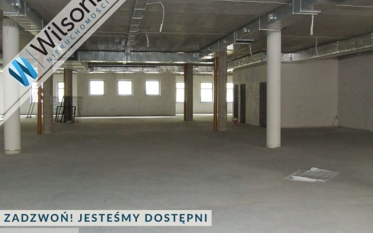 An attractive premises of 200 m2 for rent