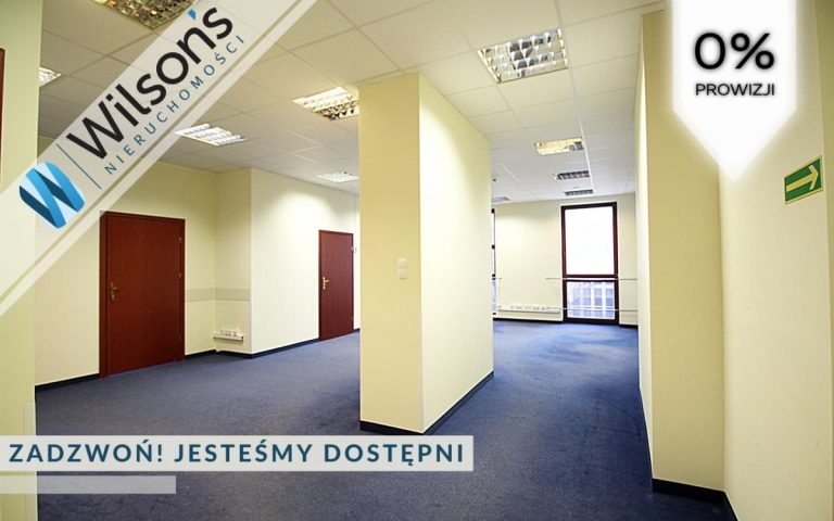 Office in Mokotów 155m2