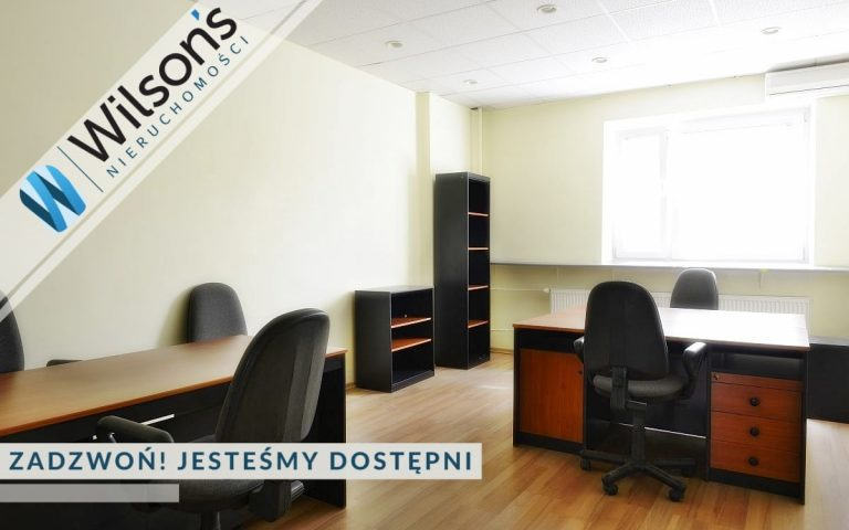 An office space for rent 263 m2 only 45 PLN / m2