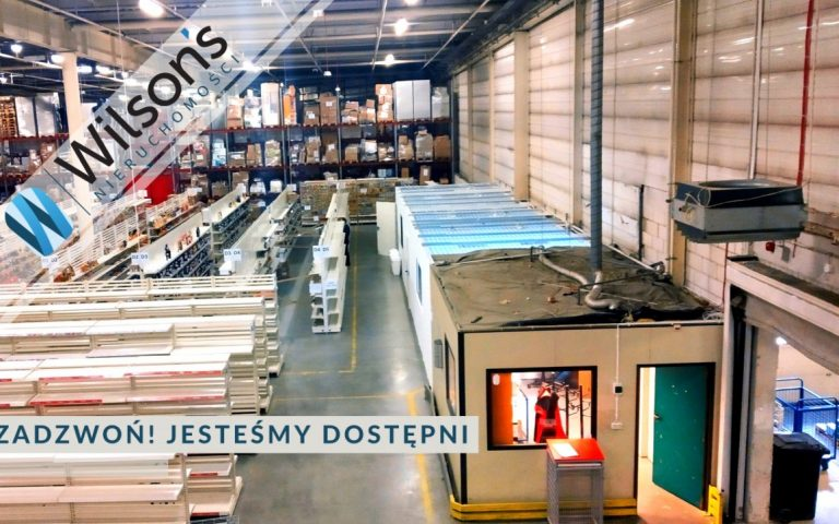1500 m2 of warehouse for rent Janki