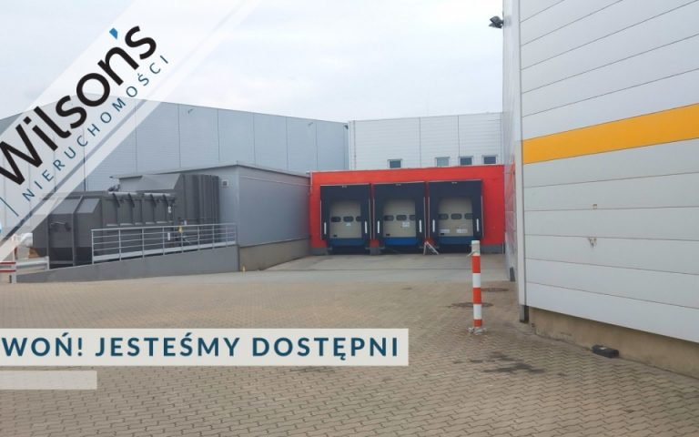 3000 m2 of warehouse for rent Janki