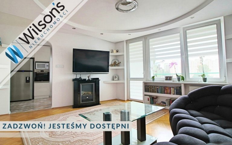 SPACIOUS AND SUNNY 4-ROOM APARTMENT