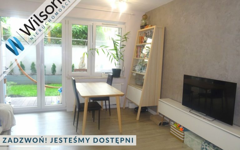 2-room with terrace, garden and TARNOGAJ cell