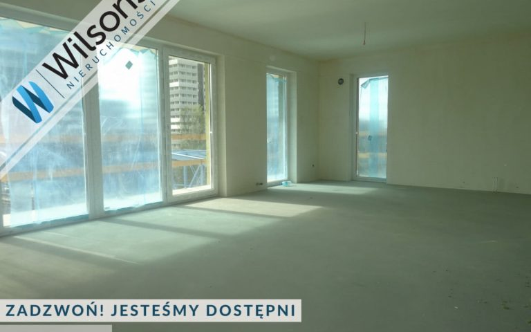 5-room, large balcony, view of the Oder CENTER