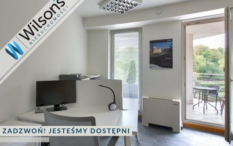 Serviced office, Powiśle Wiślana, 2 people