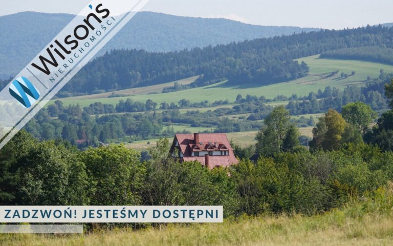 Pension in the Bieszczady Mountains
