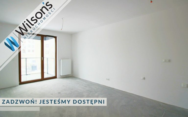 Beautiful two rooms in a new building in Mokotów