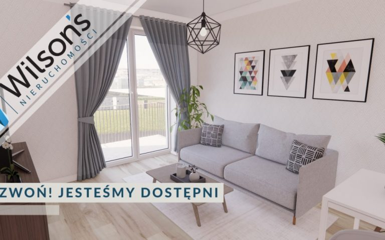 2 room apartment, new housing estate, Ursynów / Mokotów