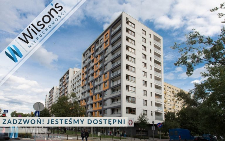 Two-room apartment at Metro Słodowiec!