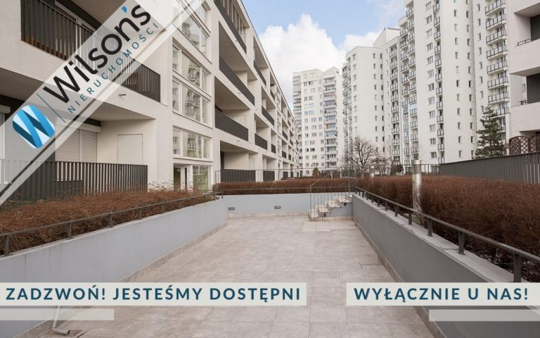 2-room apartments at the Metro station with a terrace
