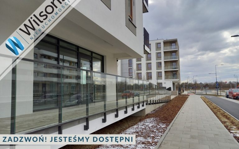 Without commission! New premises approx. 67m2, Bartycka