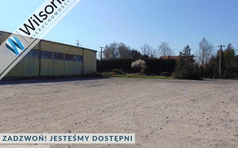 Commercial property on the S7 road. 14500 m²