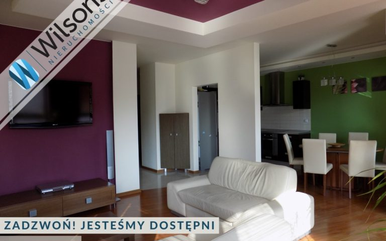 Apartment 80 sq m with garage and a cell, Mokotów