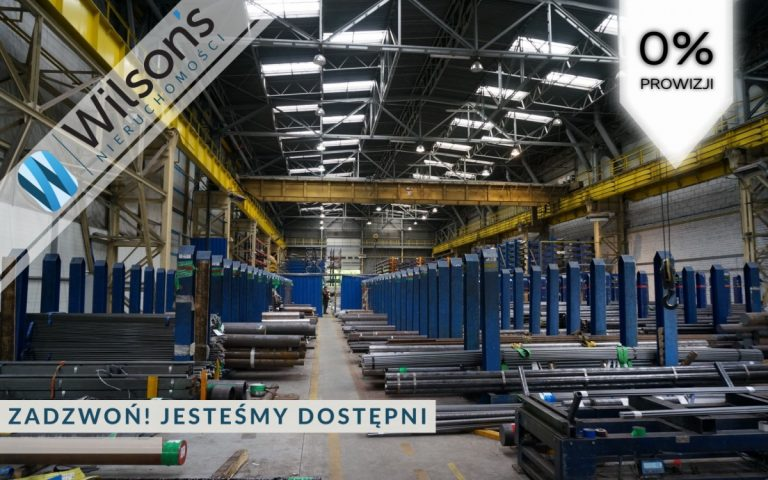 Production and warehouse hall 2 m230, Bielany