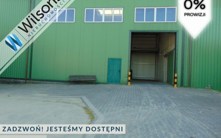 900 m2 warehouse for rent,