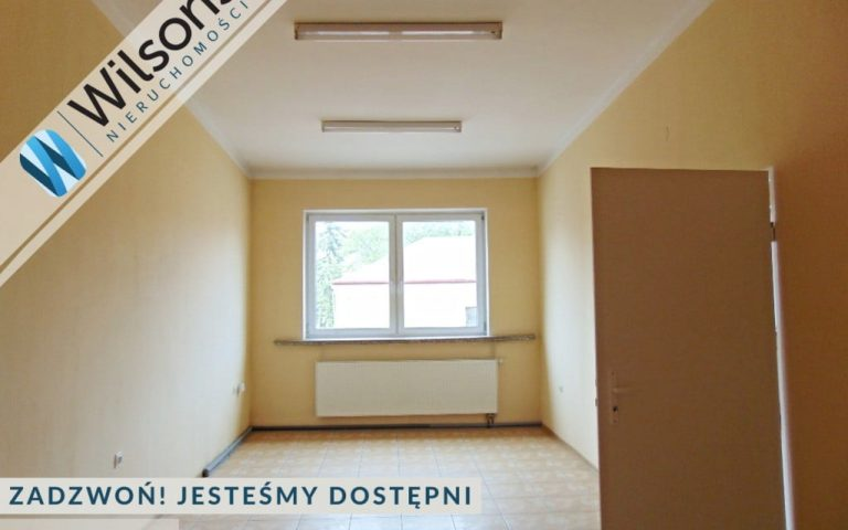 Office space of 220 m 2 for rent.