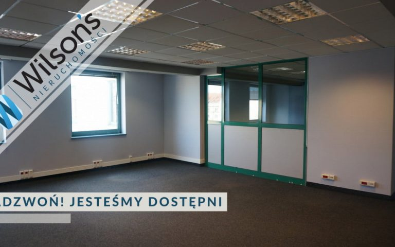 183 m2 in an office building - near the railway station!