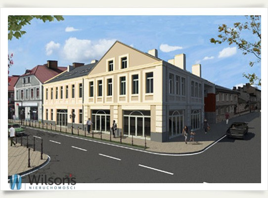 A commercial and service premises in an attractive location