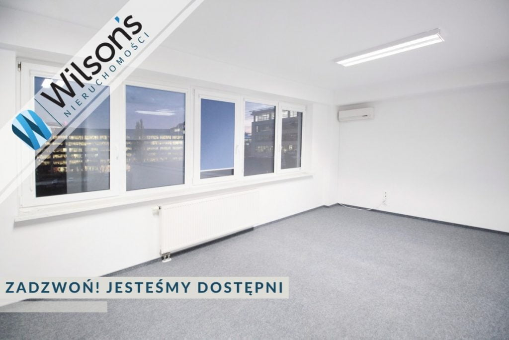 Domaniewska office 142 m2 Agreement for a minimum of 1 year