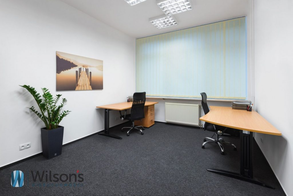 Tenant WITHOUT commission Office 193m2, Warsaw-Ursynów