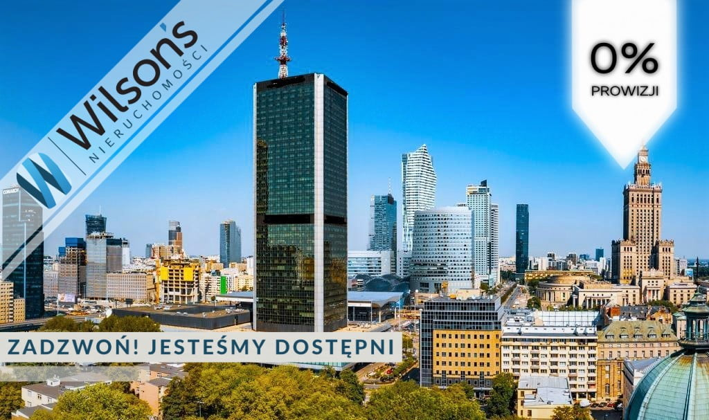 Prestigious office of 404 m2 in the center of Warsaw