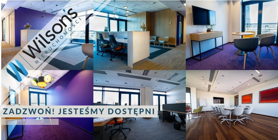 Metro Politechnika Office 360m2 without commission