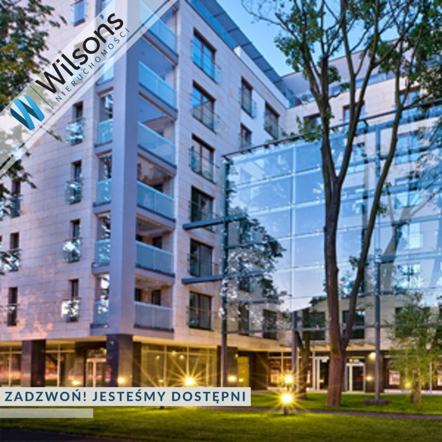 Mokotów 213 m2 commercial space from the developer