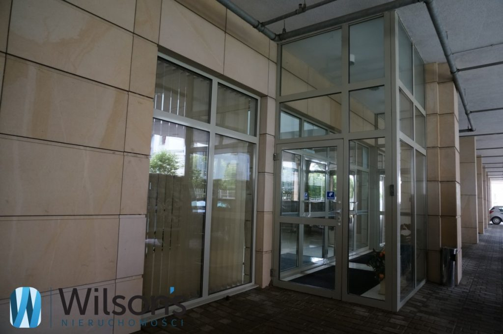 I will sell an office about 1342m2, Warsaw Mokotów, Stegny