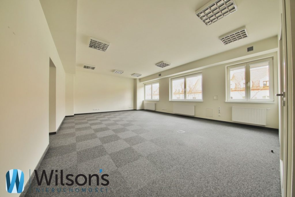 No commission 65m2, intimate office building, Mokotów