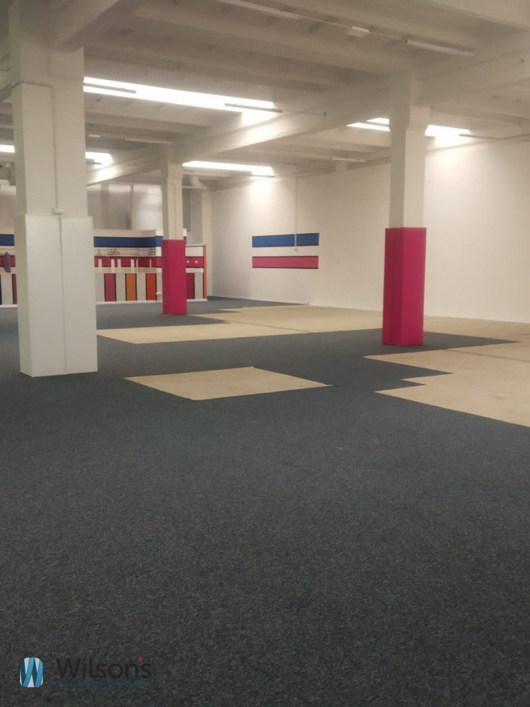 COMMERCIAL AND SERVICE SPACE