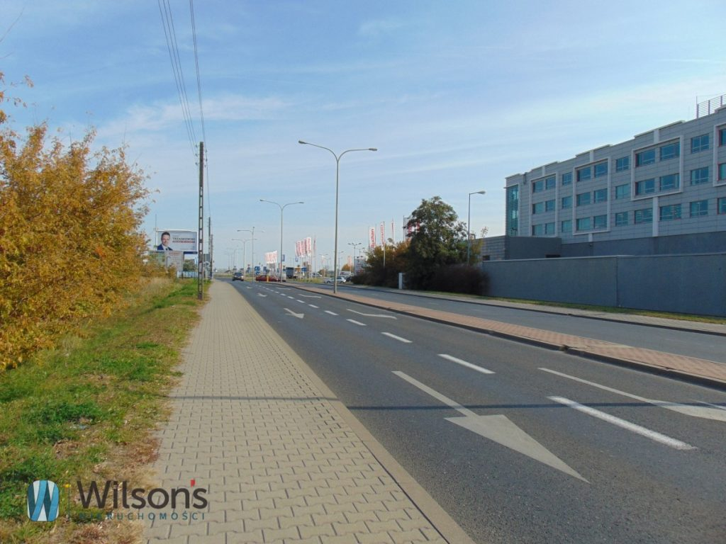 Plot for sale in Warsaw with an area of 2.5 ha.